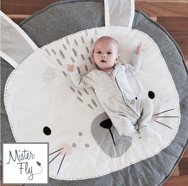 【Mister Fly】プレイマット Bunny Playmat